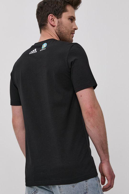 adidas Originals - T-shirt UEFA Emblem 100 % Bawełna