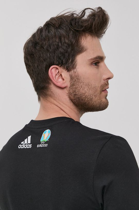 adidas Originals - T-shirt UEFA Emblem Męski