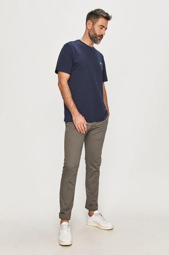 Lacoste - Tricou bleumarin