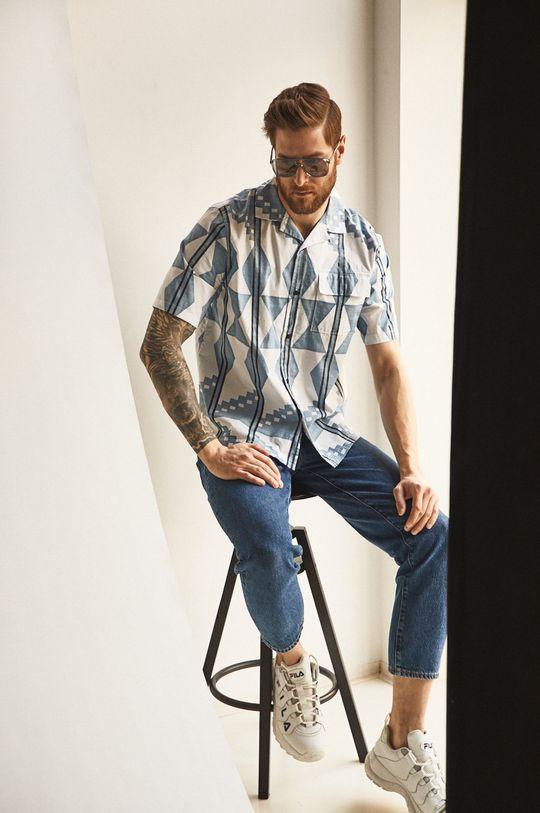 modrá Levi's Made & Crafted - Džíny Yucca
