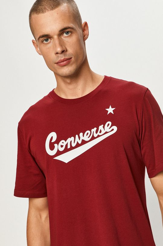 gaštanová Converse - Tričko