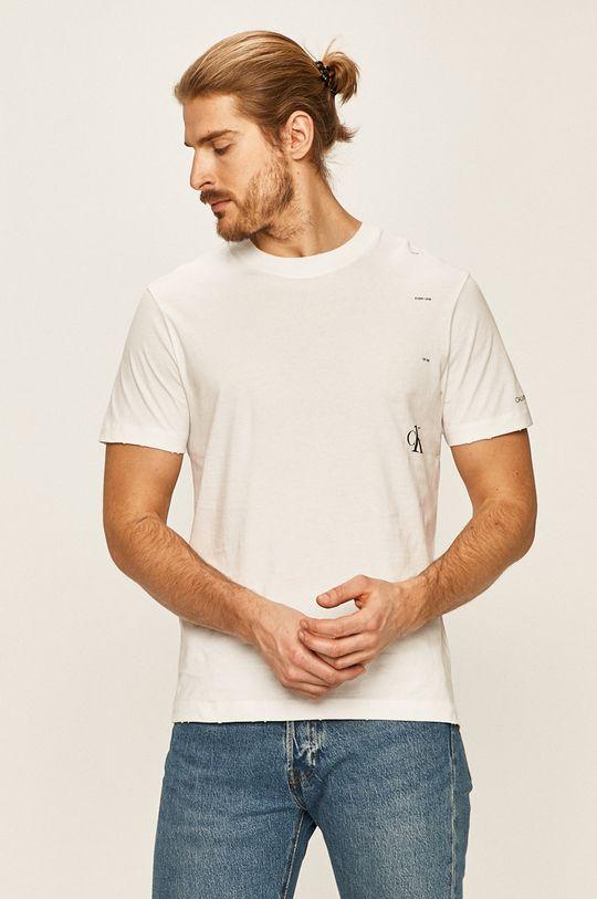 Calvin Klein Jeans - Pánske tričko CK One  100% Bavlna