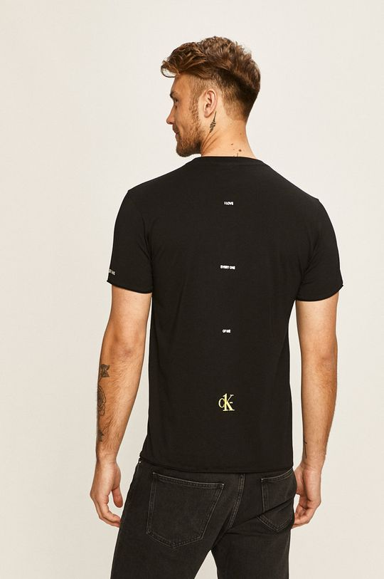 Calvin Klein Jeans - Pánske tričko  100% Bavlna