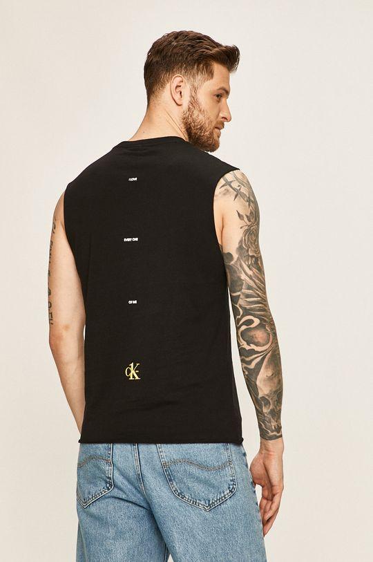 Calvin Klein Jeans - Pánske tričko One  100% Bavlna