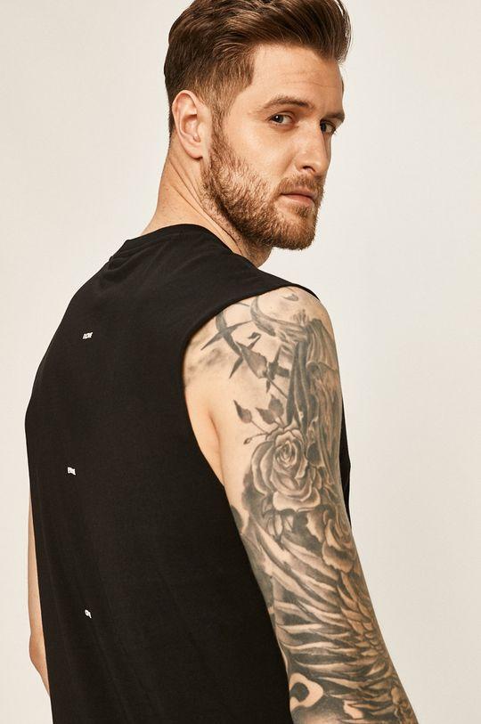 čierna Calvin Klein Jeans - Pánske tričko One