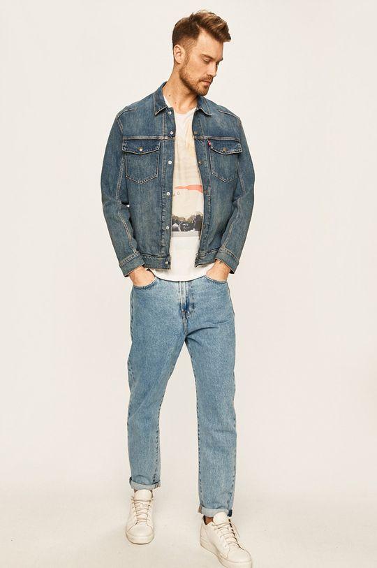 Pepe Jeans - Tričko Wilfred bílá
