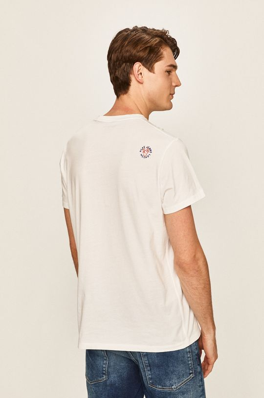 Pepe Jeans - Pánske tričko Nicholas  100% Bavlna