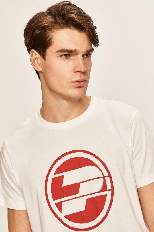 biela Pepe Jeans - Pánske tričko 45 TH