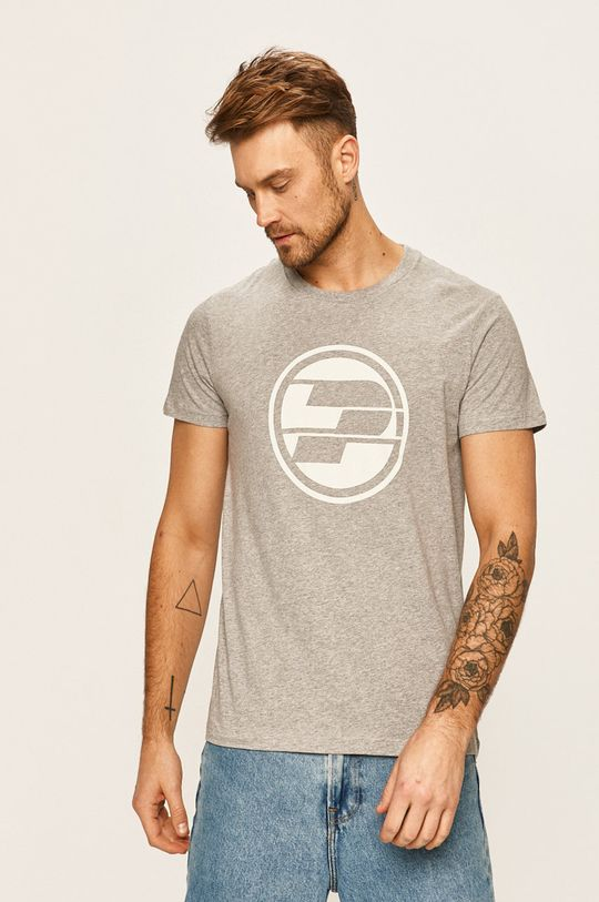 sivá Pepe Jeans - Pánske tričko 45 TH Pánsky