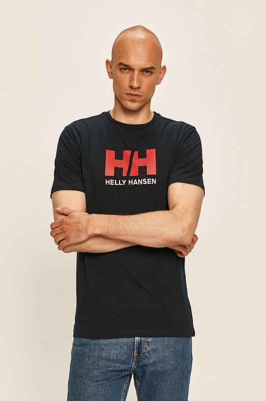 námořnická modř Helly Hansen - Tričko Pánský