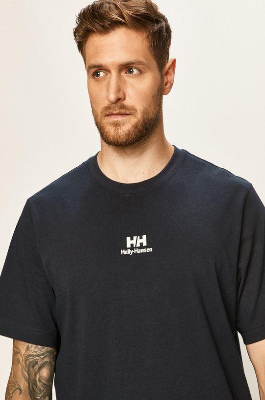 námořnická modř Helly Hansen - Tričko