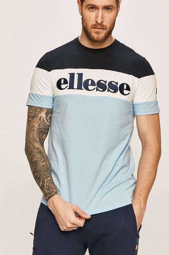 albastru deschis Ellesse - Tricou De bărbați