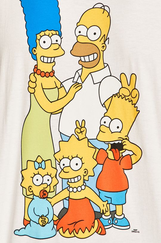 Vans - Tričko x The Simpsons Pánsky