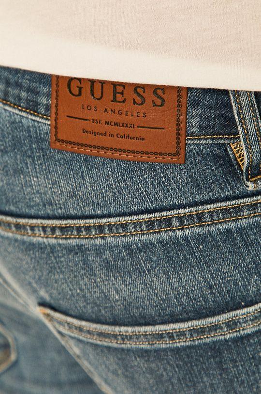 modrá Guess Jeans - Džíny