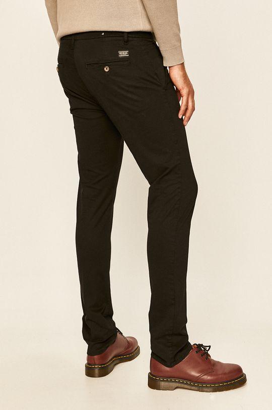Guess Jeans - Kalhoty  Podšívka: 100% Bavlna Hlavní materiál: 97% Bavlna, 3% Spandex