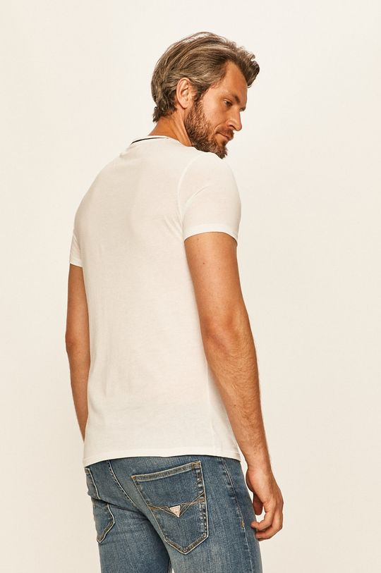 Guess Jeans - Tričko  60% Bavlna, 40% Modal