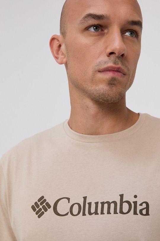 piaskowy Columbia - T-shirt