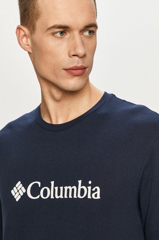 granatowy Columbia - T-shirt