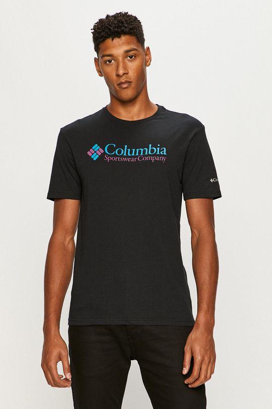negru Columbia - Tricou