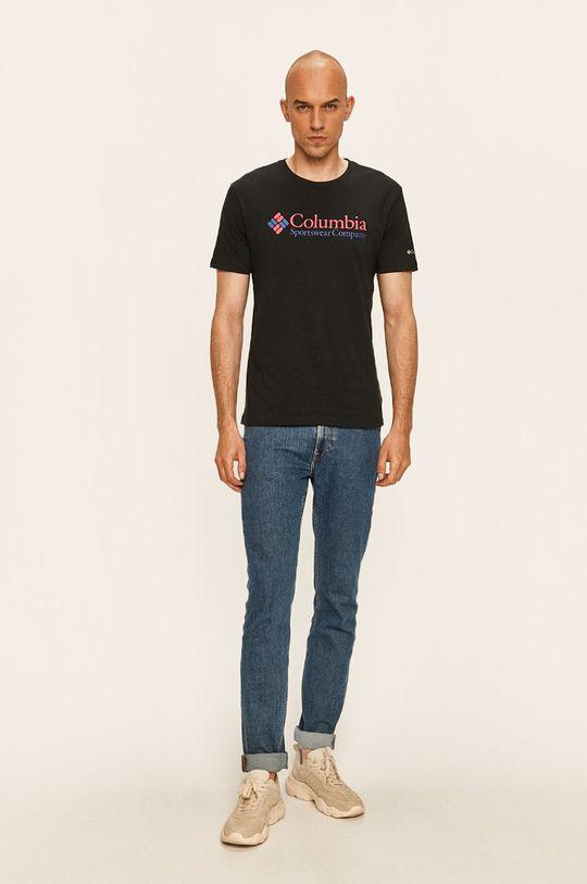 Columbia - Tričko černá
