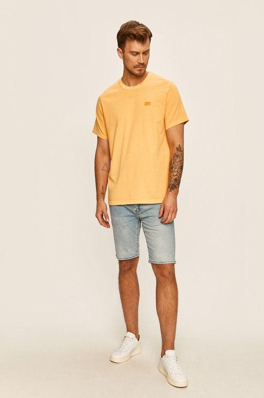 Levi's - Tričko žlutá