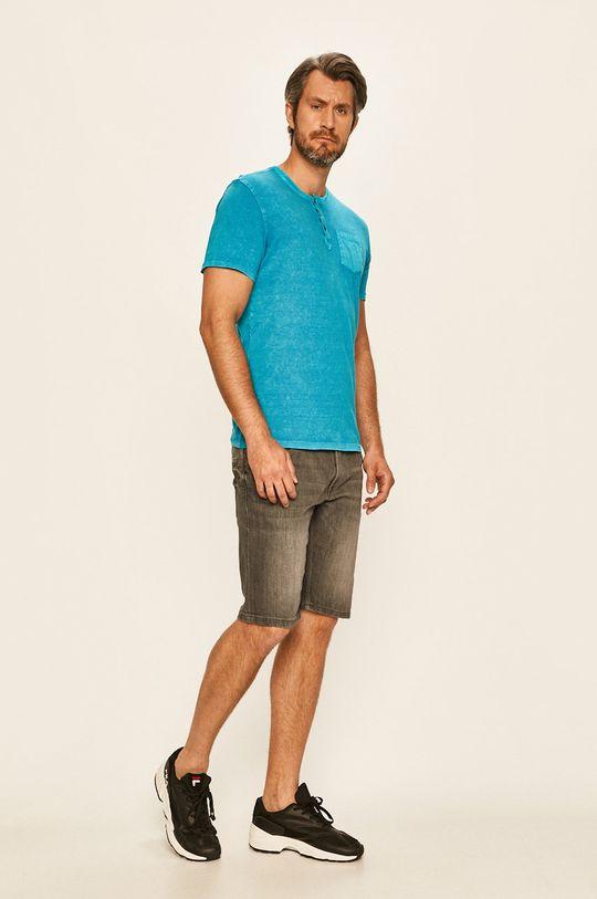 Tom Tailor Denim - Tričko modrá