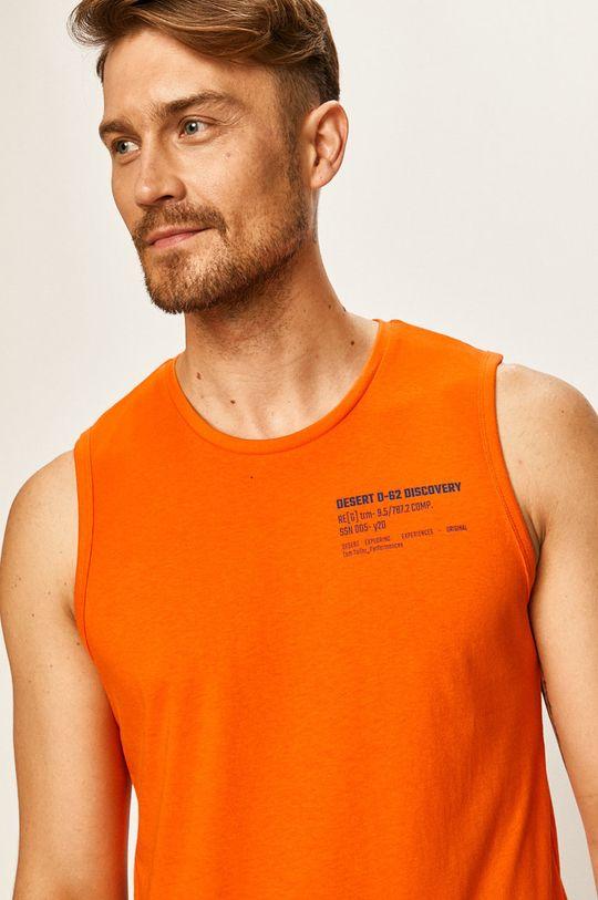 помаранчевий Tom Tailor Denim - Футболка