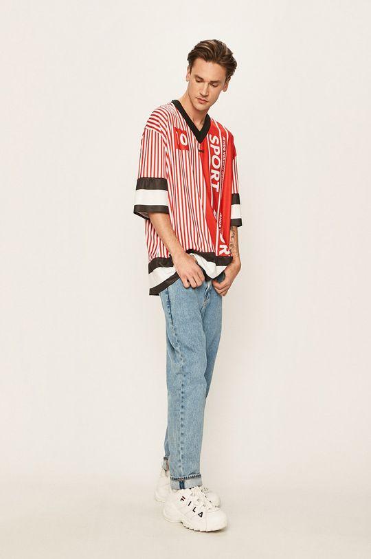 červená Hummel - Pánske tričko