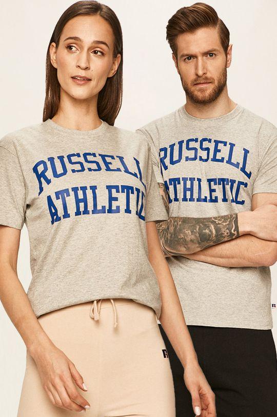 gri deschis Russel Athletic - Tricou Unisex