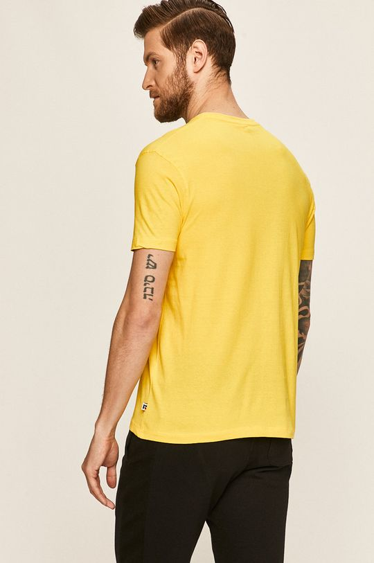 žlutá Russell Athletic - Tričko