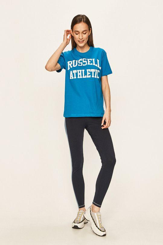 světle modrá Russell Athletic - Tričko