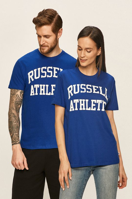 modrá Russel Athletic - Tričko Unisex