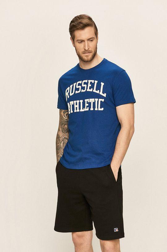 Russel Athletic - Tričko modrá