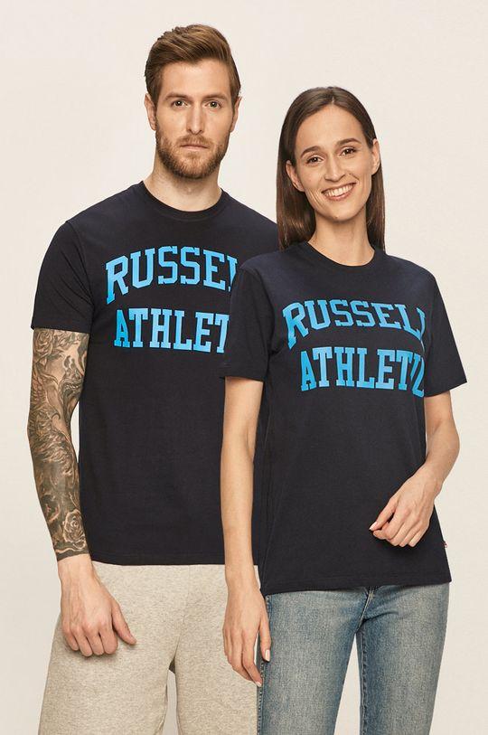 bleumarin Russel Athletic - Tricou Unisex