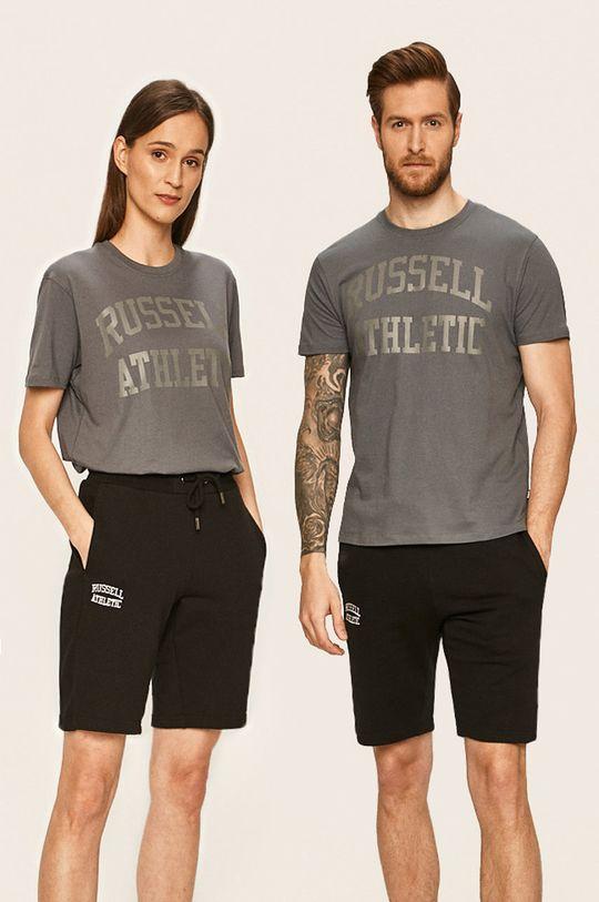 grafit Russel Athletic - Tricou Unisex