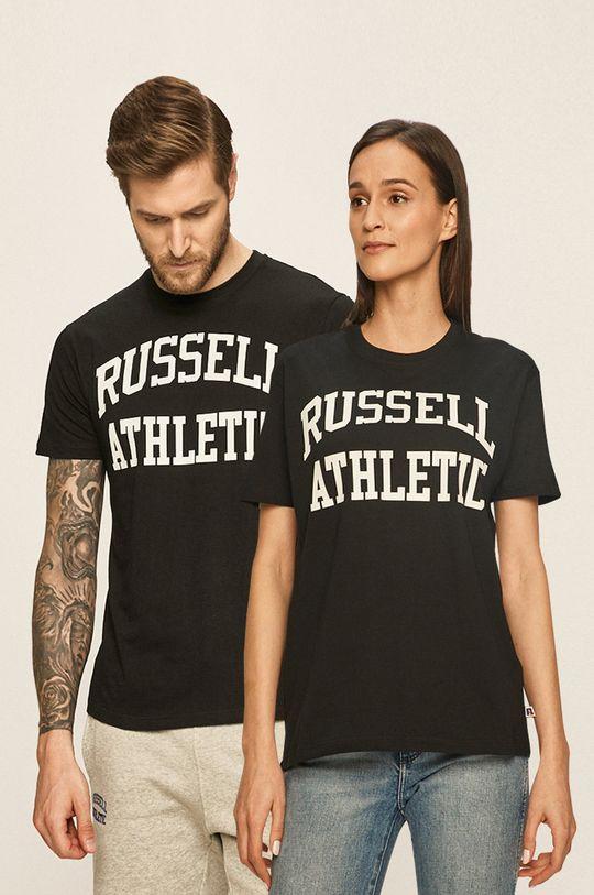 negru Russel Athletic - Tricou Unisex