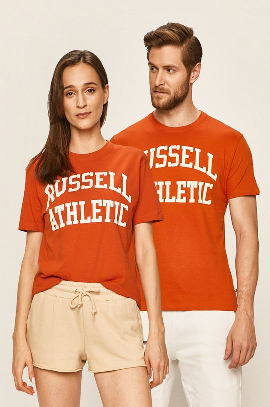 měděná Russell Athletic - Tričko Unisex