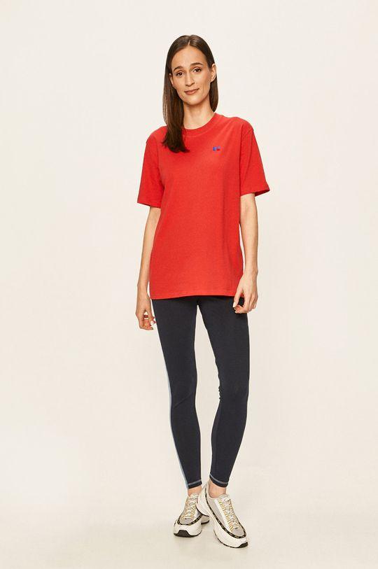 Russel Athletic - Tričko červená