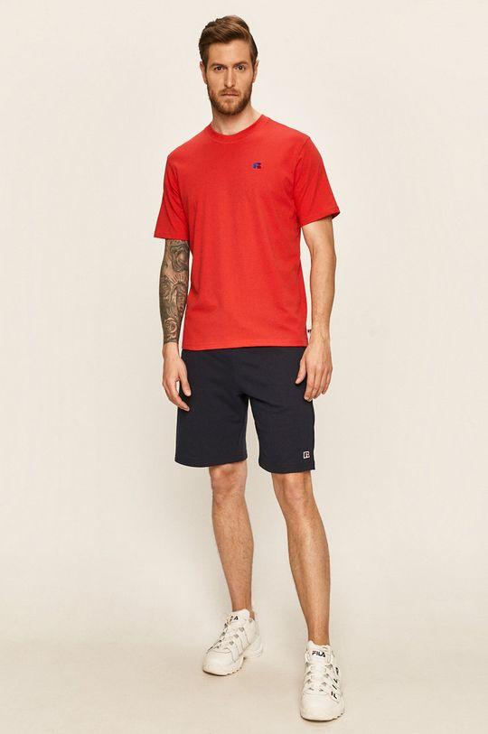 Russel Athletic - Tričko  100% Bavlna