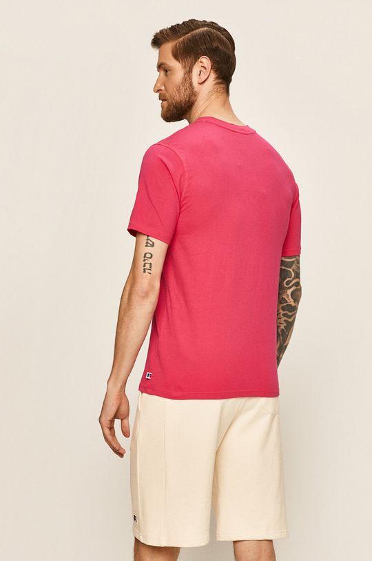 ostrá růžová Russell Athletic - Tričko