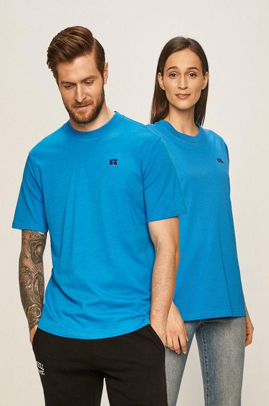 modrá Russell Athletic - Tričko Unisex