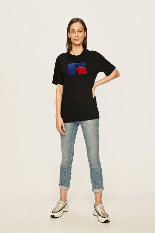 černá Russell Athletic - Tričko