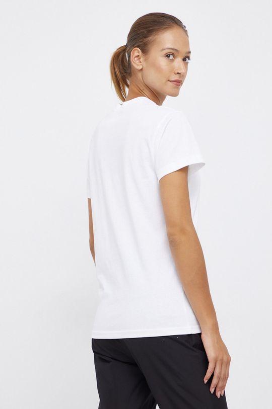 biały Helly Hansen - T-shirt bawełniany