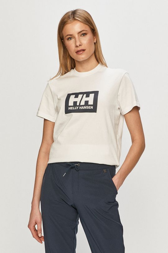 biały Helly Hansen - T-shirt Unisex