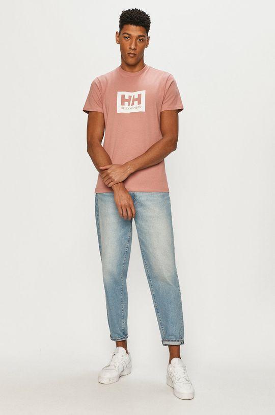 Helly Hansen - T-shirt 100 % Bawełna