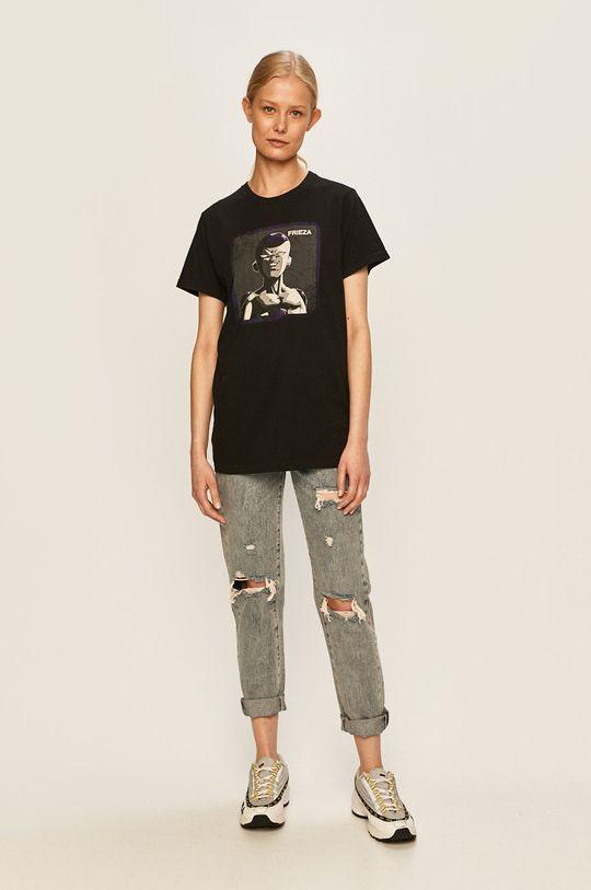 Capslab - T-shirt X Dragon Ball Z czarny