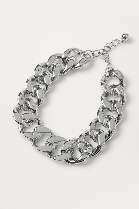 stříbrná Pieces - Náhrdelník Dámský