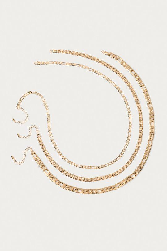 zlatá Pieces - Náhrdelník Dámský