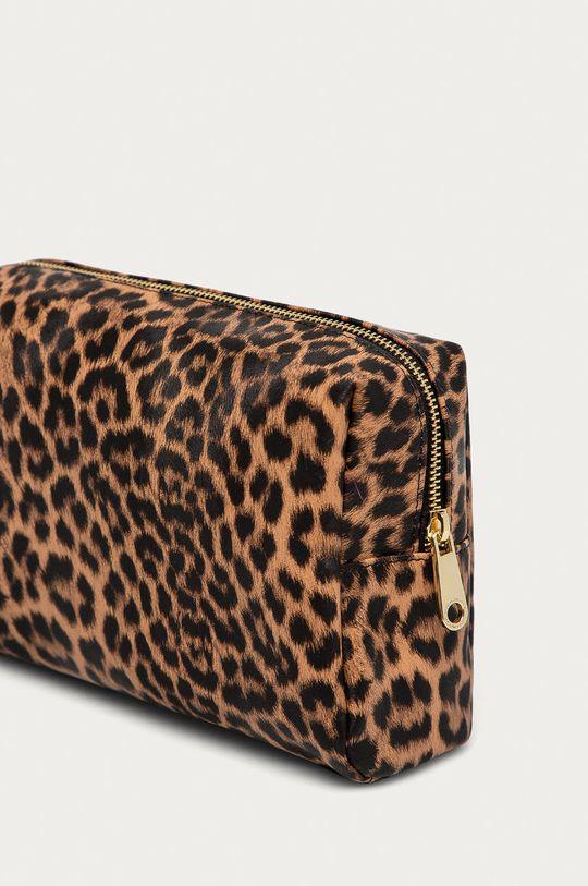 Guess - Kosmetická taška hnědá