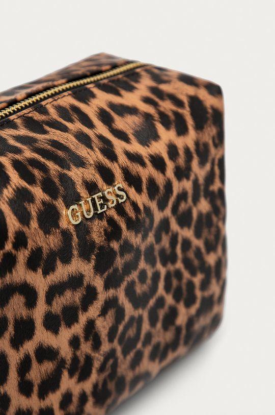 Guess - Kosmetická taška  Textilní materiál